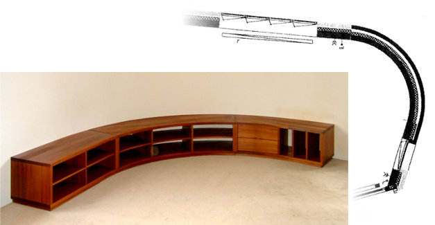 Mahonie Tv Meubel : Jvmeubel maatwerk in meubels