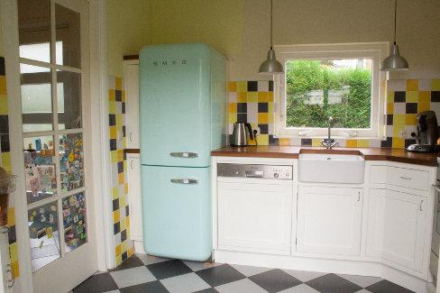 Keuken Plint Verwarming Moderne Keuken Zonder Plinten